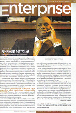 Black Enterprise Magazine April 2004